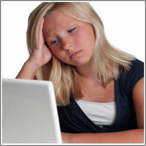 facebook depression children