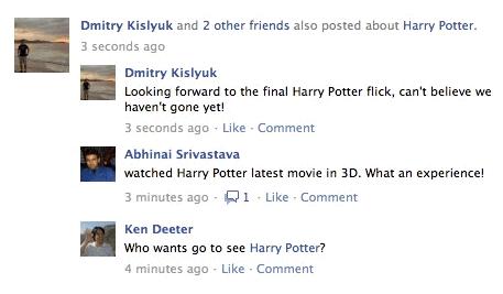 facebook grouping updates