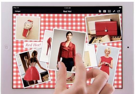 google catalog ipad app
