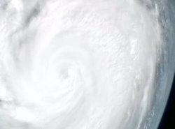 hurricane irene international space station