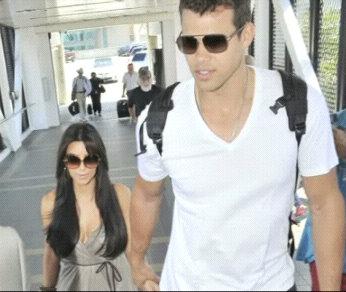 kim kardashian kris humpries newlyweds