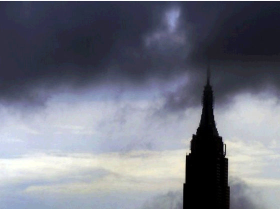 nyc hurricane irene evacuation