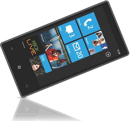 windows phone 7 wp7