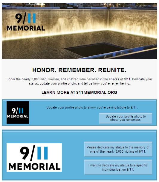 911 facebook memorial application1