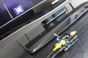 auto mute remote hack