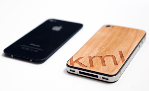 iphone 5 wood jackbacks