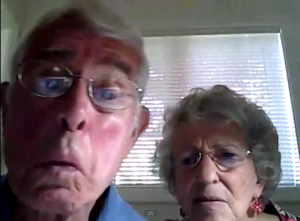 viral old couple webcam video