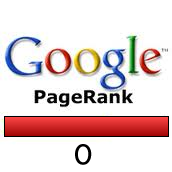 google pagerank disappeared today