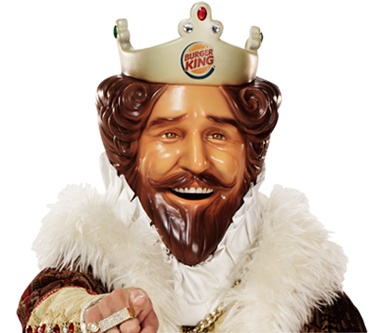 burger king good service