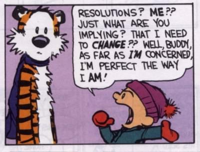 new years resolutions twentysomethings