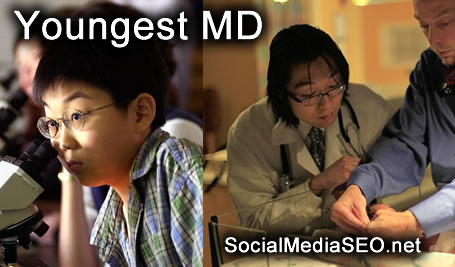 youngest md