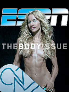 espn body issue cover 2012