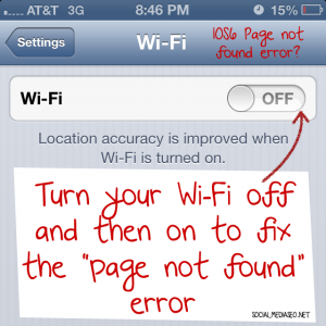IOS-6-page-not-found-error-fix