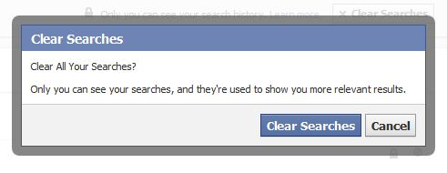 clear all facebook search activity1