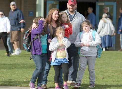 family connecticut elementary shooting