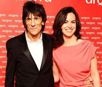 Ronnie Wood to wed for third time