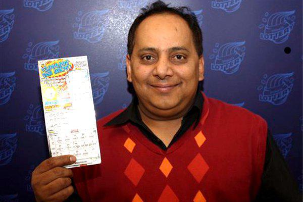 lottery winner killed cyanide