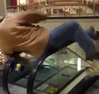 helicopter-escalator-prank-fail-video