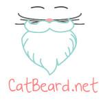 cat beard website