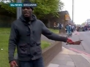 machete attack london