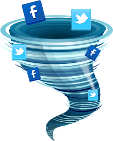 Image result for Social Media Storm