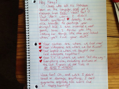 viral-break-up-letter-scavenger-hunt