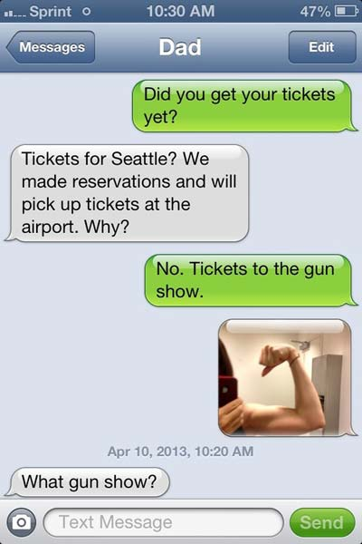awkward-parent-texts-gun-show