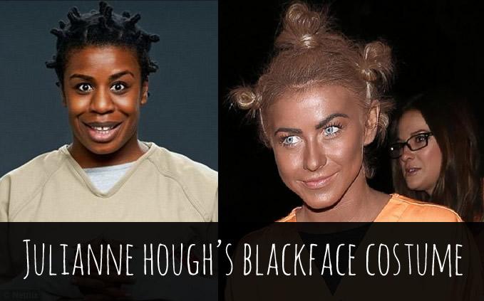 julianne-hough-blackface-halloween-costume-2