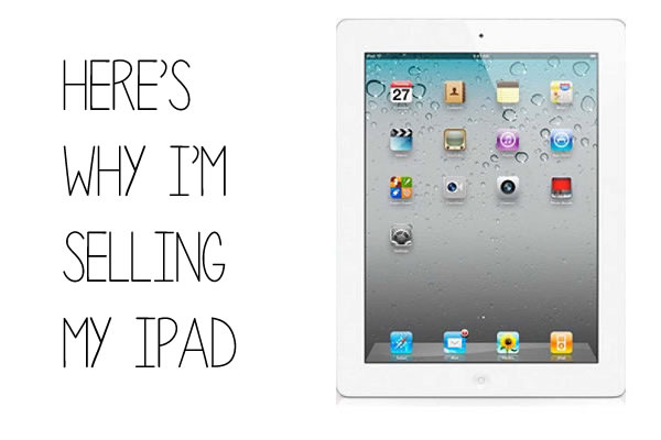 why-sell-my-ipad