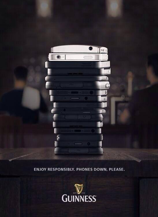 guinness-ad-phones-down-please