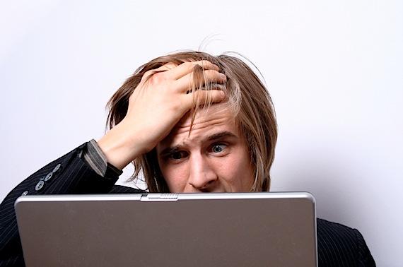 guy at computer