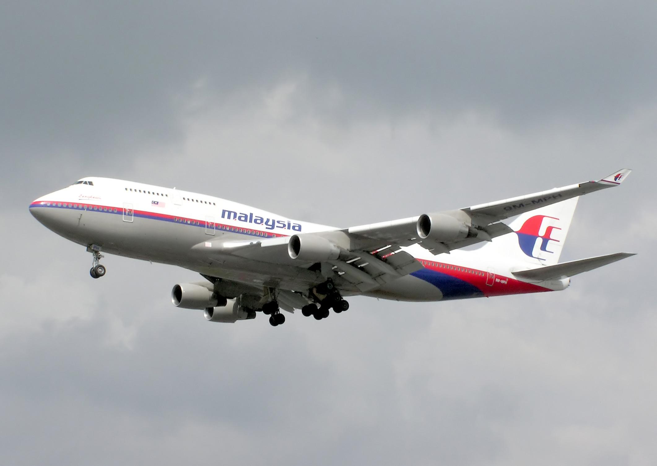 malaysia crash amsterdam