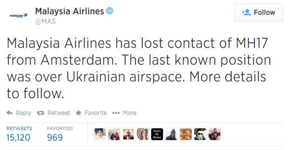 malaysia ukraine crash mh17