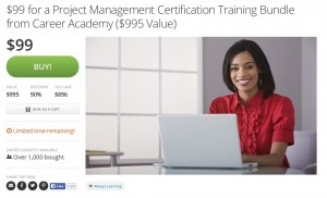 project-management-groupon-deal