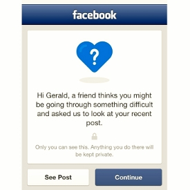 facebook suicide 2