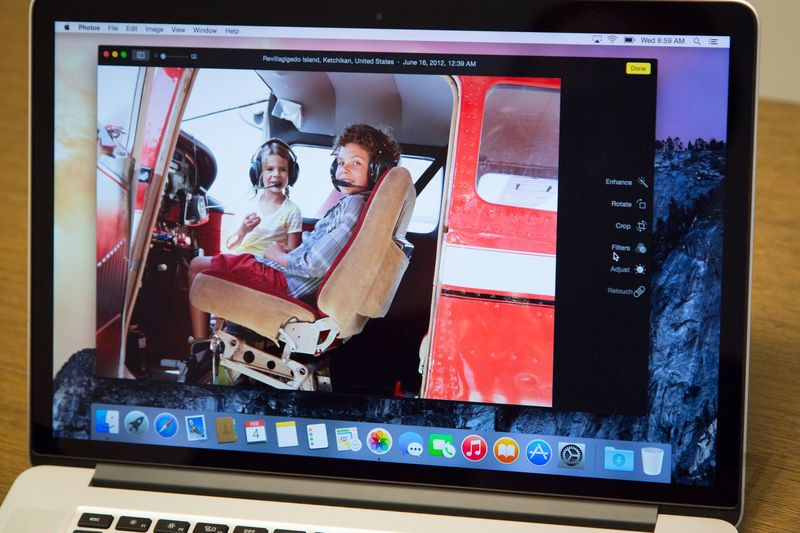 photos for os x launched