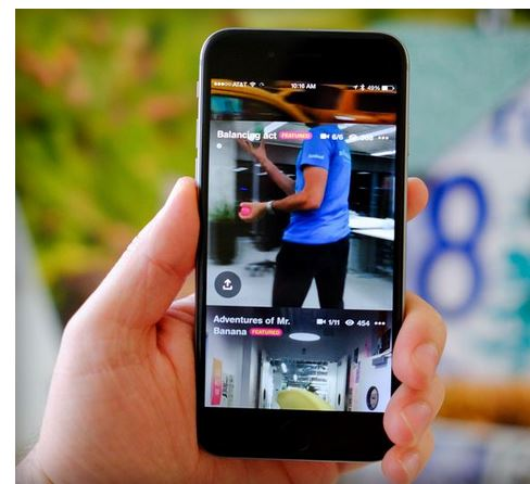 facebook launch riff to tackle vine and snapchat