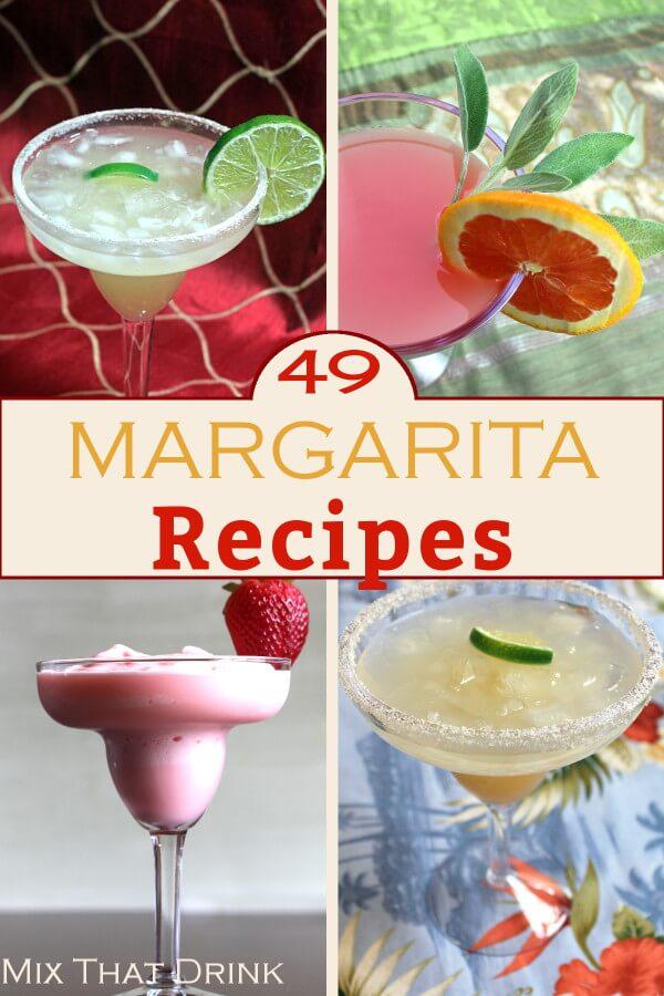 49 margarita recipes