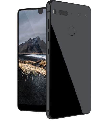 Android creator Andy Rubin's Essential Phone is official