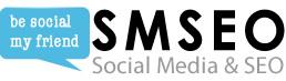 social media seo logo
