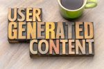 user generated content image with coffee cup
