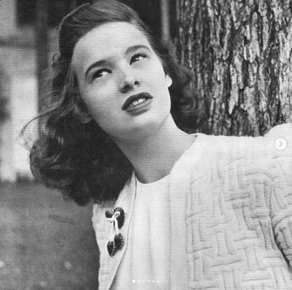 gloria vanderbilt young picture