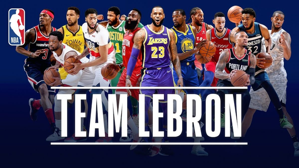 Team LeBron
