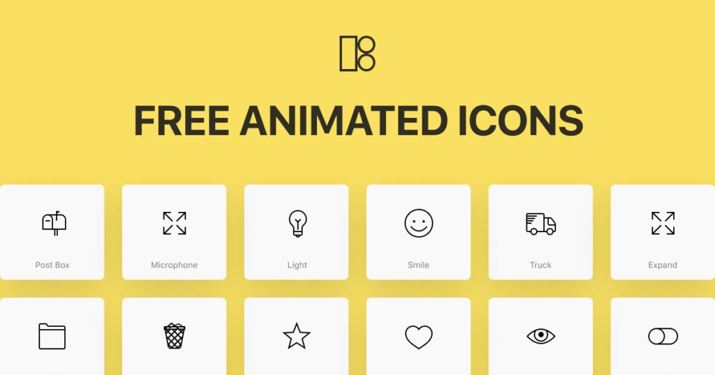 22 web design tools animated web design tools icons