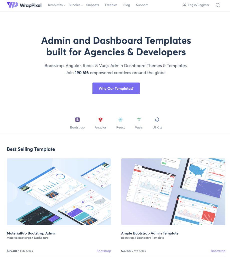 23 web design tools wrappixel