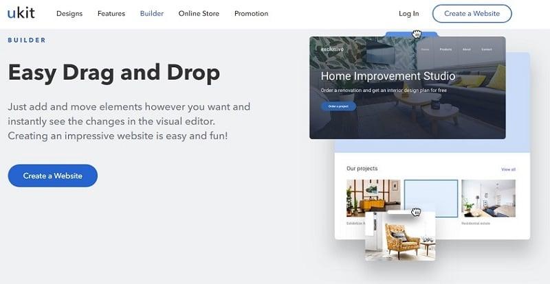 24 web design tools ukit