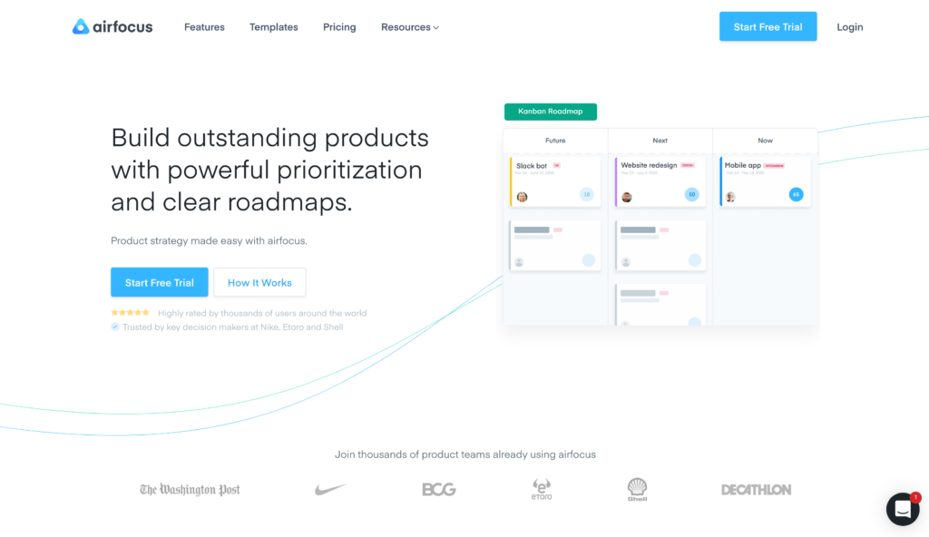 9 web design tools airfocus