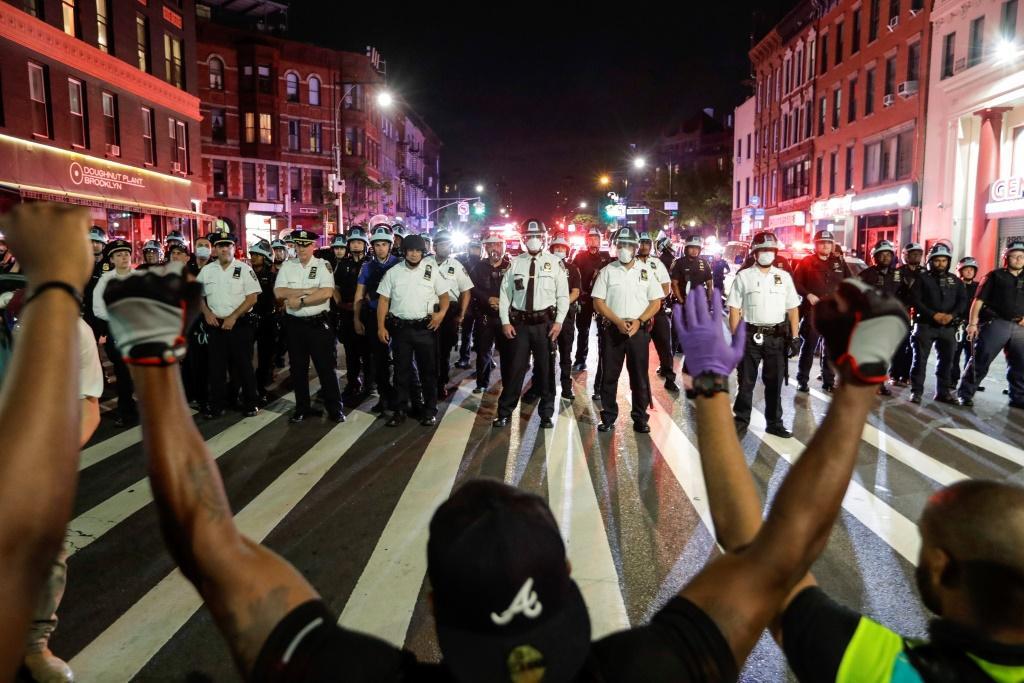 NYC curfew