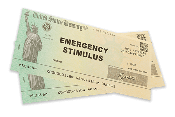 second stimulus check