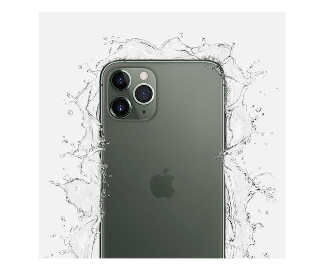 Is the iPhone 11 waterproof